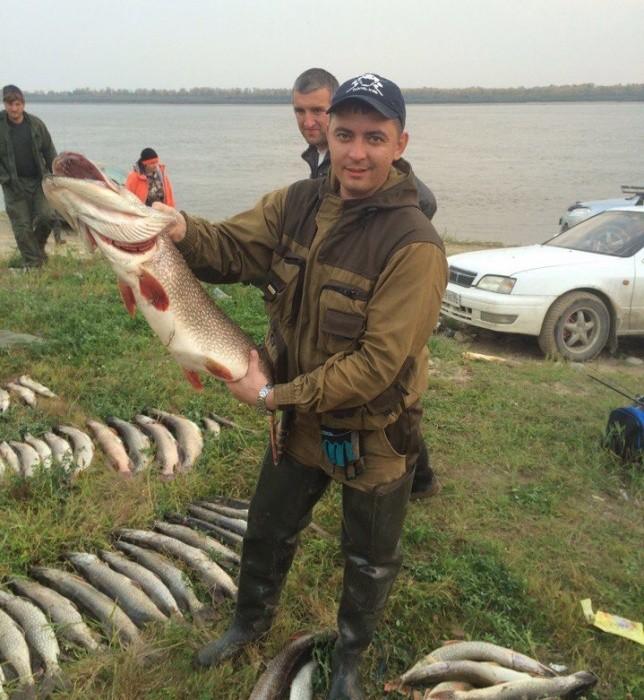 Форум рыбалка в нижневартовске